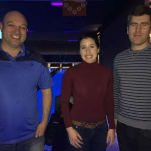 March 2017: BizUnder40 Bowling & Brews